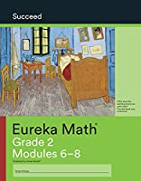 Eureka Math Grade 2 Succeed Workbook #3 (Modules 6-8)