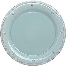 Juliska Berry and Thread Ice Blue Round Dinner Plate