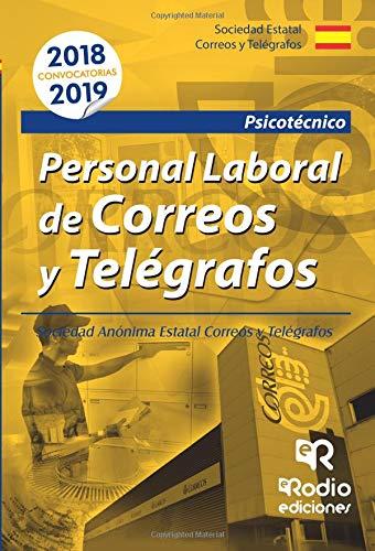 Personal Laboral de Correos y Telégrafos. Psicotécnico (OPOSICIONES)