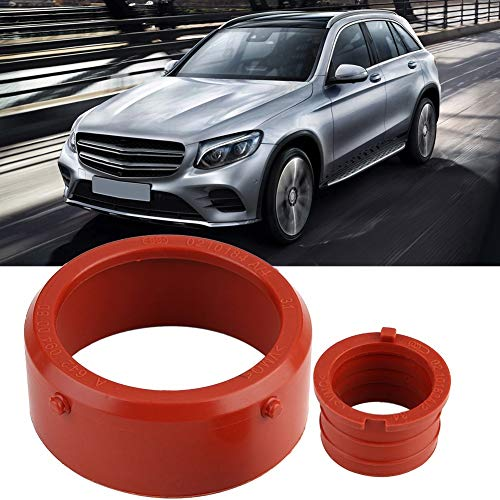 Turbo Intake Seal - A6420940080 Turbo Intake Seal & Engine Breather Seal Kit Compatible with Mercedes-Benz OM642 Engines