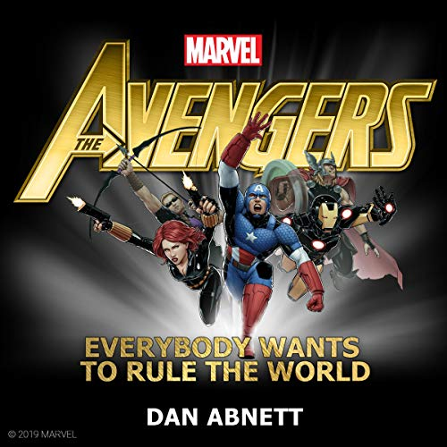 The Avengers: Everybody Wants to Rule the World cover art