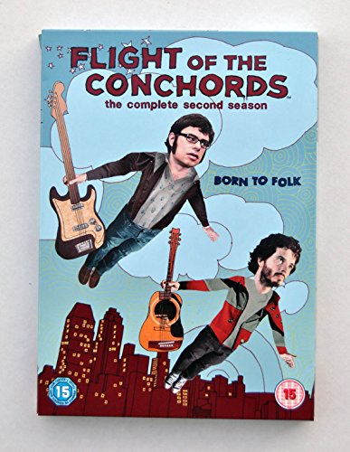 Flight Of The Conchords the complete second season, Born To Folk