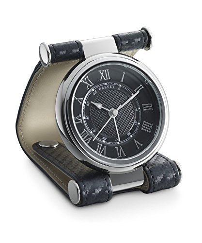 Cavesson Clock, Taschenuhr - Dalvey Farbe Black