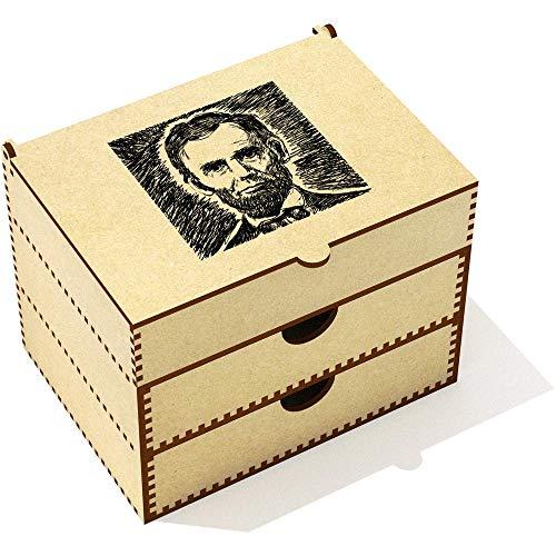 'Abraham Lincoln' Kosmetikkoffer (VC00006132)