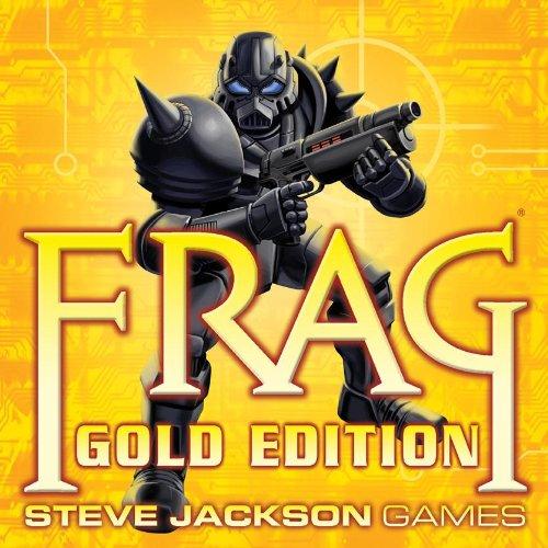 Pegasus Spiele Steve Jackson Games 1901 - Frag Gold Edition