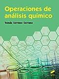 Operaciones de análisis químico (Ciclos Formativos nº 62)