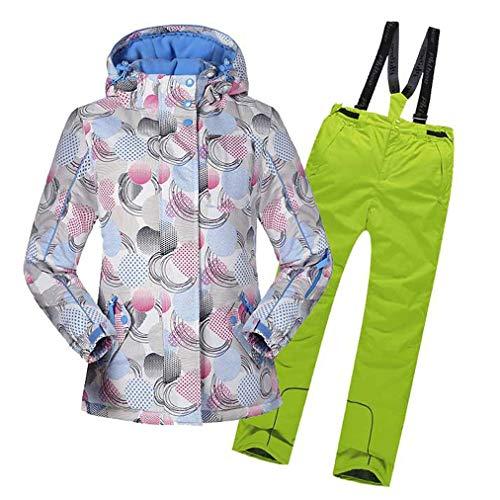 Skipak voor meisjes, waterdicht, warm topjack, pullover snowboardjack, wintersport, outdoor, winddicht