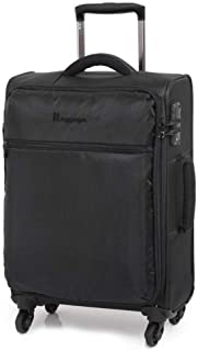 IT Luggage The Lite 54cm Carry On Luggage 1.9Kg - Black