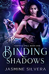 Binding Shadows by Jasmine Silvera book cover