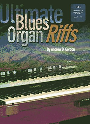 Ultimate Blues Organ Riffs (English Edition)
