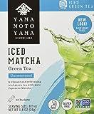 Yamamotoyama Iced Matcha Green Tea Unsweetened, 12 Count (Pack of 12)