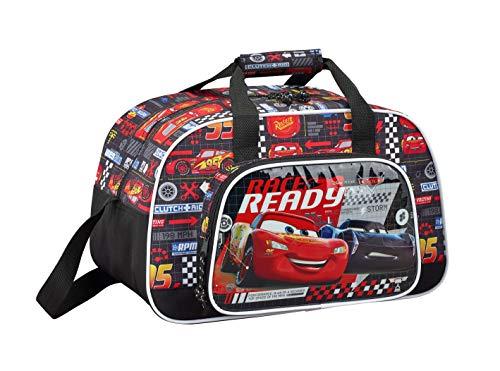 Safta Cars sporttas voor kinderen, 40 cm, rood (Rojo)