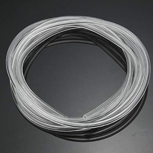 Batreetek 草刈機 刈払機 チェンソー 燃料パイプ 配管 オイルパイプ 4 サイズ混合 2mm / 2.5mm / 3mm (透明)