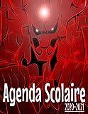 AGENDA SCOLAIRE 2020-2021 pour les amoureux des mangas: Agenda Scolaire 2020 2021 manga itachi susanoo | Agenda Primaire college lycee | organisateur ... du temps | Agenda journalier (French Edition)