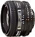 Nikon AF FX NIKKOR 50mm F/1.4D DSLR Lens with Auto Focus for Nikon DSLR Cameras (Renewed)