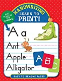 Handwriting: Learn to Print! (Letter Tracing, Practice)