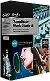 Magix Samplitude Music Studio 15 (PC DVD)
