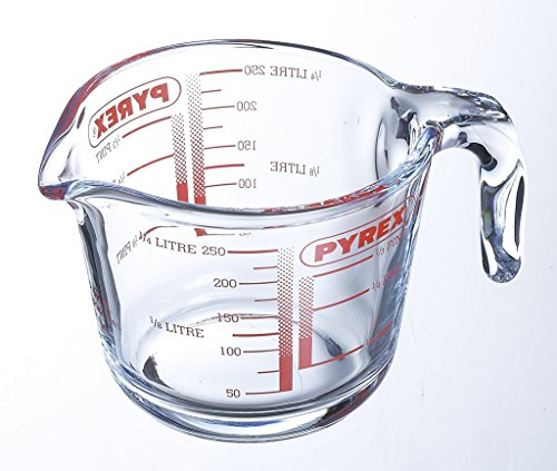 Pyrex Measure Jug 250ml (322212)