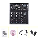 Immagine 2 professional audio mixer xtuga mx8
