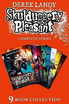 Skulduggery Pleasant - Books 1-9 by [Derek Landy]