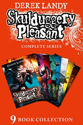 Skulduggery Pleasant - Books 1-9 (English Edition)