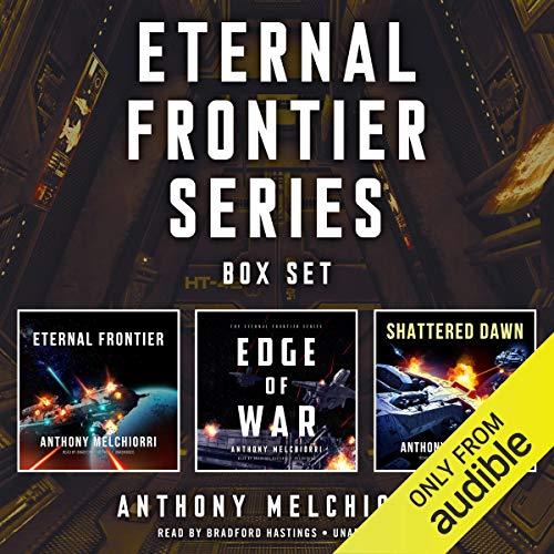 Couverture de Eternal Frontier Series Box Set