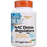Doctor's Best - Best NAC Detox Regulators 60 Vcap