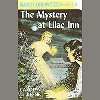 The Mystery at Lilac Inn cover art
