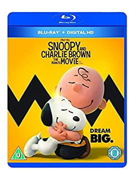 Snoopy And Charlie Brown The Peanuts Movie [Blu-ray]