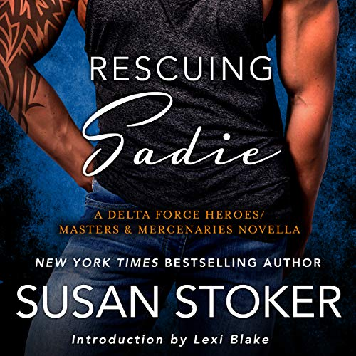 Rescuing Sadie audiobook cover art