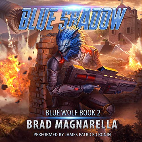Blue Shadow cover art