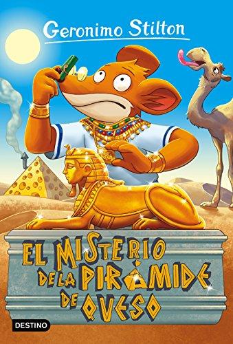 El misterio de la pirámide de queso: Geronimo Stilton 17