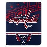 The Northwest Company NHL Washington Capitals 'Fade Away' Fleece Throw Blanket, 50' x 60' , Red