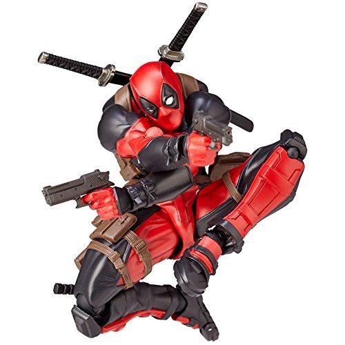 Wild MD Marvel Legends: Deadpool 2 - Deadpool 15cm Actionfigur Deadpool