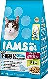 箱売り IAMS(アイムス) 猫用 成猫用 下部尿路とお口の健康維持 チキン 1.5kg(375g×小分け4袋)6袋 マースジャパン