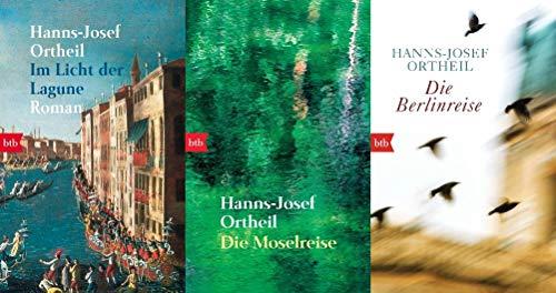 Im Licht der Lagune + Moselreise + Berlinreise im Set plus 1 exklusives Postkartenset