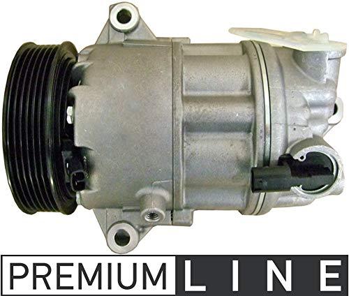 MAHLE ACP 163 000P A/C-Kompressor BEHR PREMIUM LINE