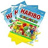 Haribo Super Mario super Special Edition Fruchtgummi sauer 175g 3er Pack