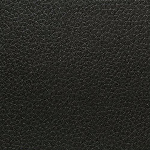 4L Textil Kunstleder Leder PVC Möbel Sitzbezug Meterware Polster (Schwarz )
