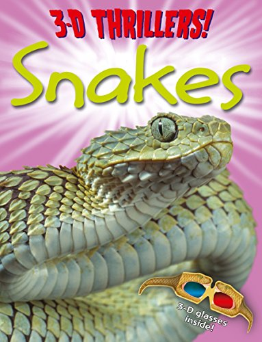 Snakes (3D Thrillers!)