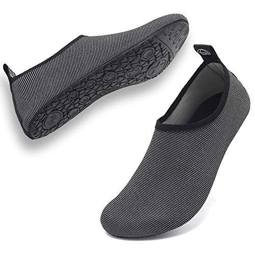 Deevike - Zapatillas de playa, para hacer yoga o para la playa, para hombre y mujer