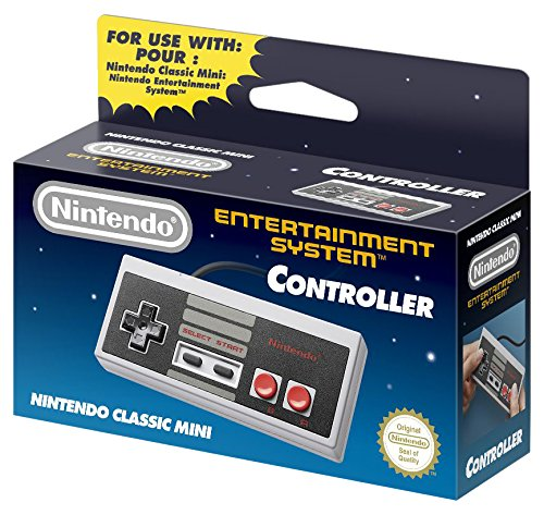 Nintendo Classic Mini NES Nintendo Entertainment System Controller
