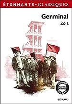 Germinal (GF Etonnants classiques) d'Émile Zola