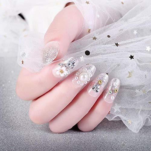 TJJF Moda Sicurezza Fiore bianco in abito da sposa lungo da donna incinta con foto sulle punte delle unghie