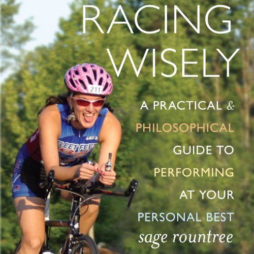 Racing Wisely audiobook cover art