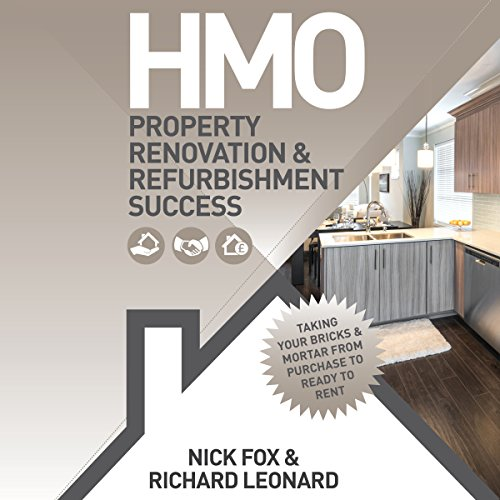 HMO audiobook cover art