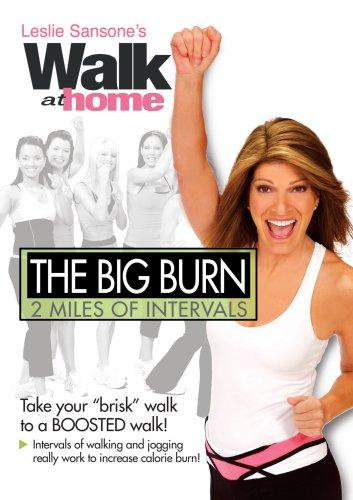 Leslie Sansone: Walk at Home - The Big Burn- 2 Miles of Intervals