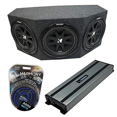 12 inch sub and amp package - 6