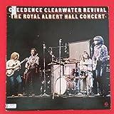 CREEDENCE CCR Royal Albert Hall Concert Title LP Vinyl VG+ Cover VG+ MPF 4501