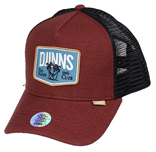 Djinns Trucker Cap Nothing Club Sucker Wine Dunkelrot, Size:ONE Size